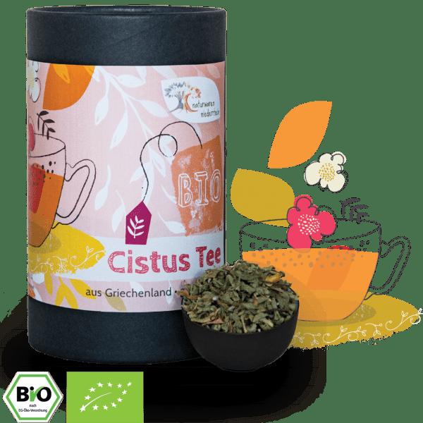 Cistus / Zistrose (Bio)