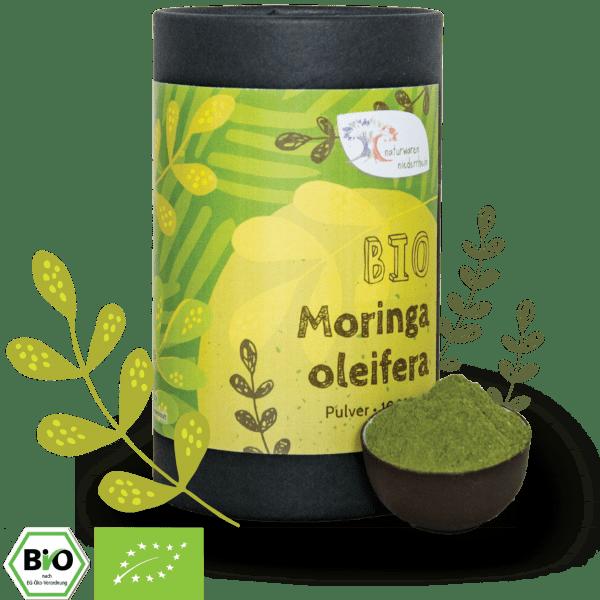 Moringa oleifera (Bio)