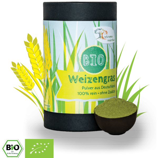 Weizengras (Bio)