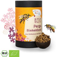 Bio Perga - Bienbrot aus biol. Imkerei