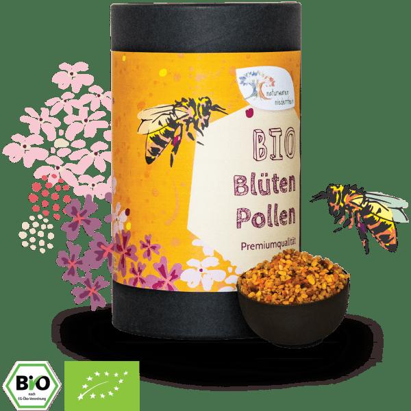 Bio Blütenpollen Premiumqualität - 1kg - 500g - 350g - 250g