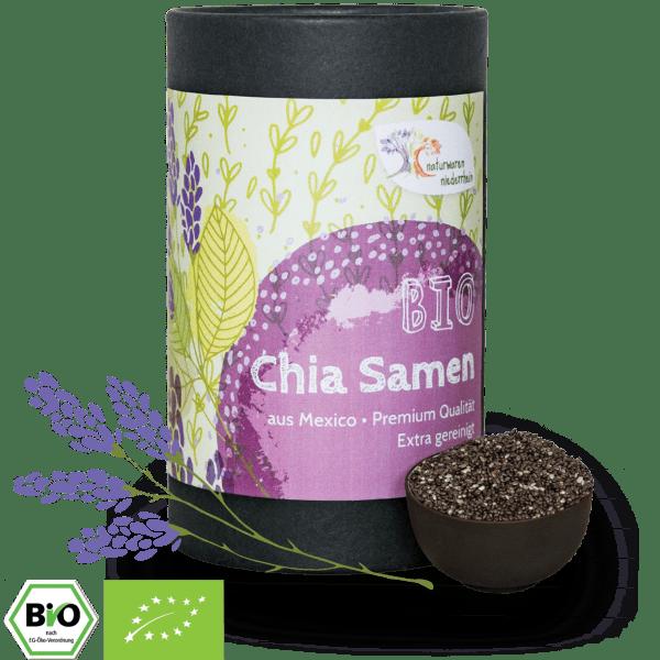 Bio Chia Samen - extra gereinigt - Premiumqualität