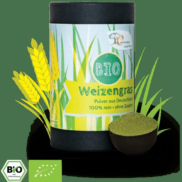 Bio Weizengras Pulver - 1 kg - 500 g - 200g - 250 g