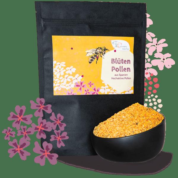 Hochaktive Blütenpollen aus Spanien - 1kg - 500g - 250g
