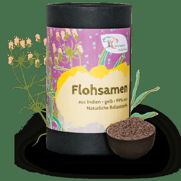 Flohsamen, gelb - 1000 g / 1 kg 1000g