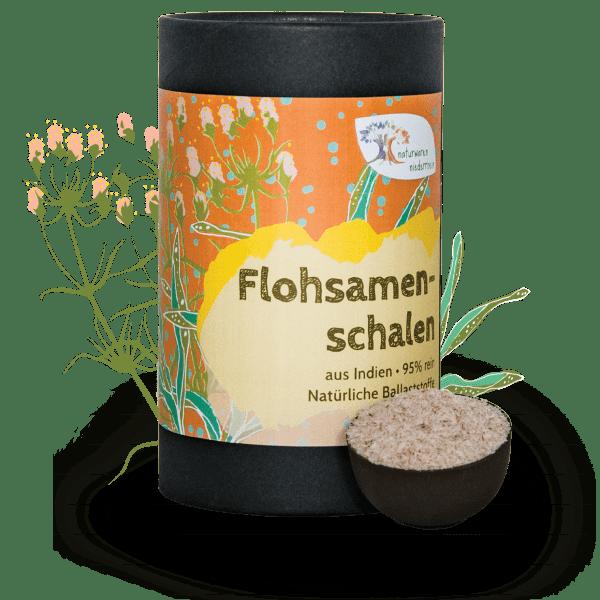 Flohsamenschalen - 95 % Reinheit - 3 kg - 1kg
