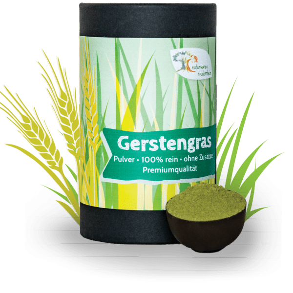 Gerstengras Pulver - Premiumqualität - 1 kg - 500 g - 250 g