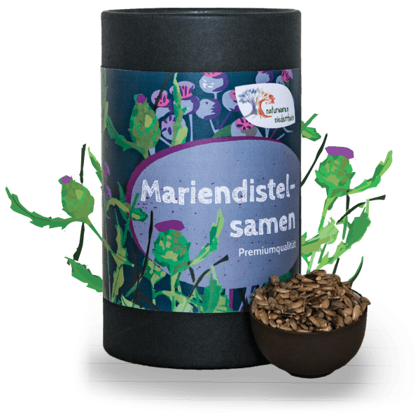 Mariendistelsamen - 1000 g / 1 kg 1000g