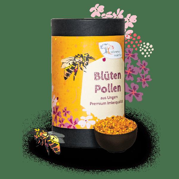 Blütenpollen aus Ungarn - 1kg - 500g - 250g