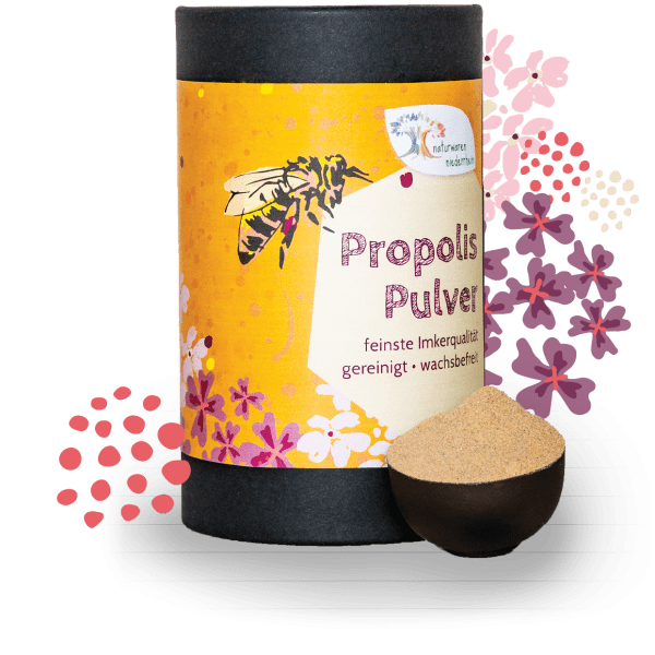 Propolis Pulver - 1kg- 500g - 250g - 100g