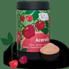 Acerola Pulver mit 17% natürlichem Vit. C - 1kg - 500g - 250g - 100g
