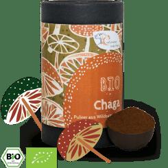 Bio Chaga - Pulver aus Wildsammlung