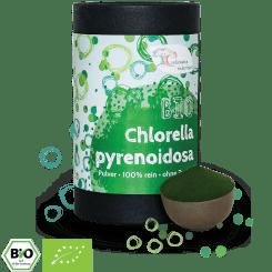 Bio Chlorella Pulver - 1kg - 500g - 350g - 250g