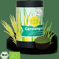 Bio Gerstengras Pulver - 1 kg - 500 g - 300g - 250 g