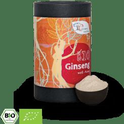 Bio Ginseng Wurzel - gemahlen - 1 kg - 500 g - 250 g - 100 g