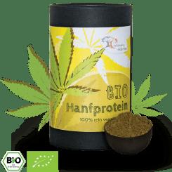 Bio Hanfprotein - 100% vegan