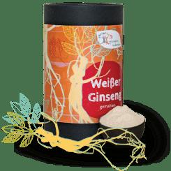 Ginseng Wurzel - gemahlen - 1 kg - 500 g - 250 g - 100 g